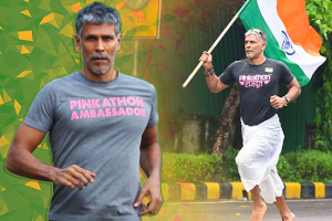 Milind Soman – Ironman to Ultraman