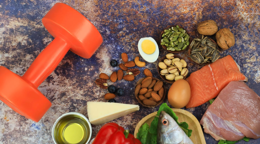 Indian High-Protein Diet Plan For Muscle Building