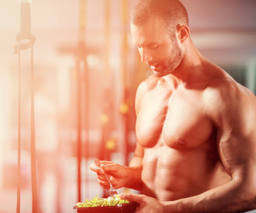 Navratri Theme: Muscle Building Diet for Navratri