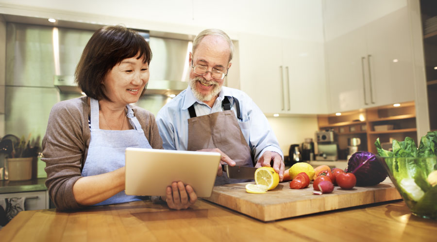 Nutrition for older persons