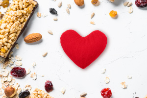 6 Healthy Valentine Treats