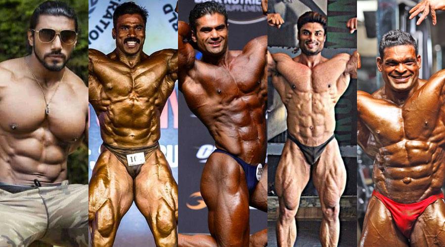 top bodybuilders