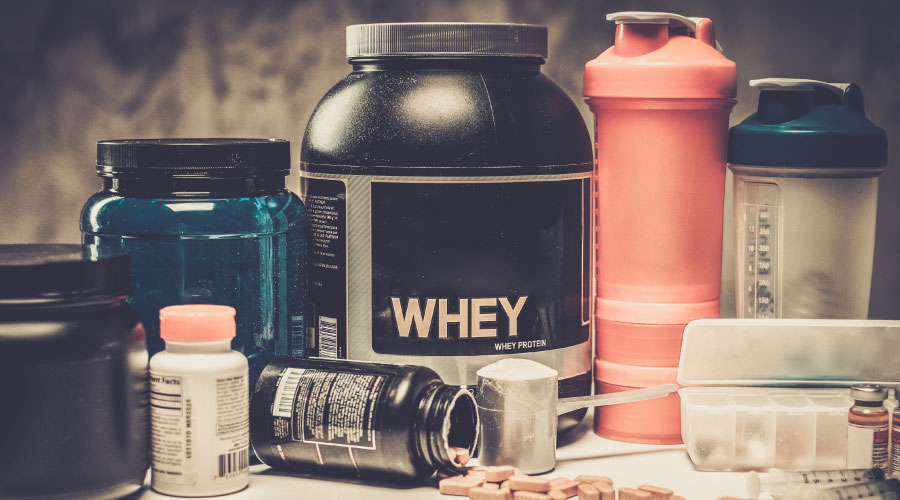 whey protein powder to lose weight