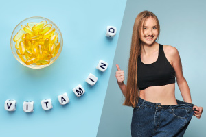 Health Benefits Of Vitamin D For Weight Loss