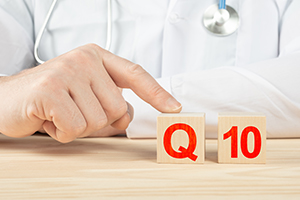 Benefits of Coenzyme Q10 For Men
